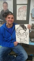 Iron Bridge Telford Caricaturists